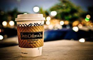 Shane Loves Peets Coffee