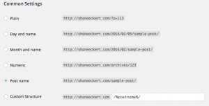 Troubleshooting WordPress Permalinks