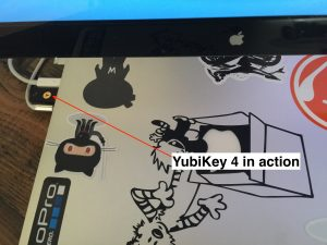YubiKey 4